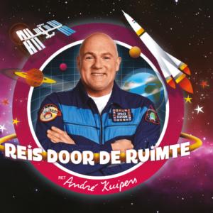 Reis door de ruimte met astronaut André Kuipers!