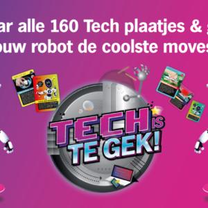 Tech is te gek!