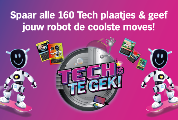 Tech is te gek!