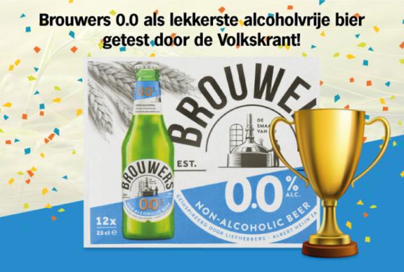 Brouwers best getest!