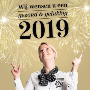 Etos: Gelukkig nieuwjaar!