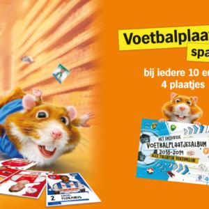 Spaar nu voor Eredivisie voetbalplaatjes!