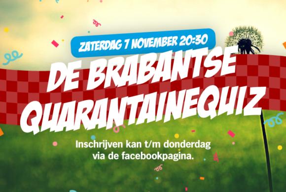Brabantse quarantainequiz