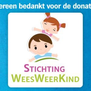 Statiegeldactie Stichting Wees Weer Kind