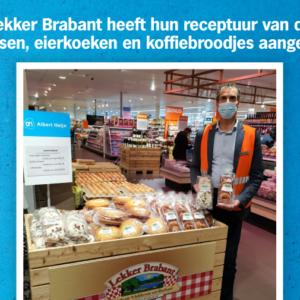Lekker Brabant: nieuw receptuur
