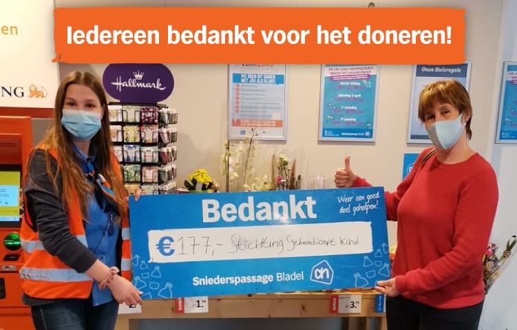 Donatie Stichting Gehandicapt Kind