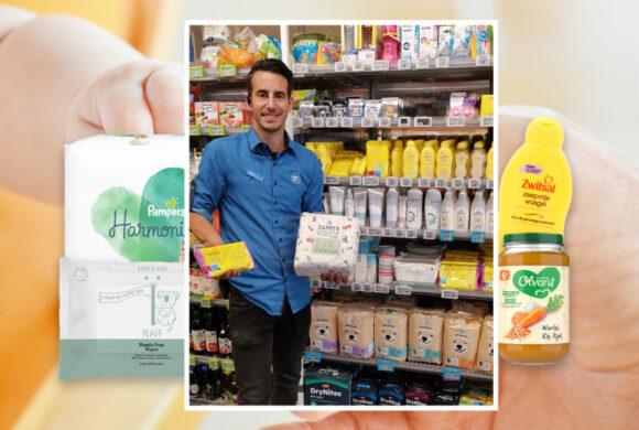 Alle boodschappen voor jouw baby, dreumes of peuter!