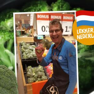 Maak kennis met deze alleskunner en krachtpatser: de broccoli